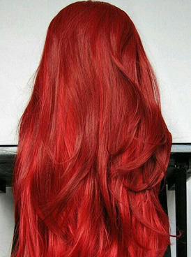comprar tinte fantasia color rojo